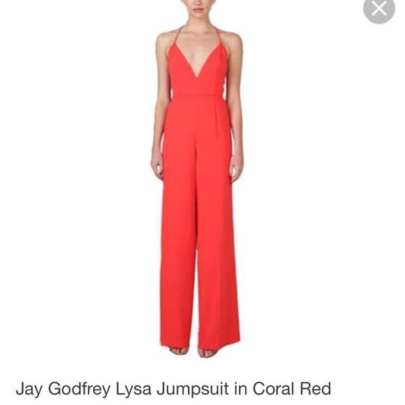 d540643d62f7 JAYGODFREY Dresses   Skirts - Jay Godfrey Jumpsuit